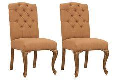 Elmore Dining Chairs, Pair on OneKingsLane.com