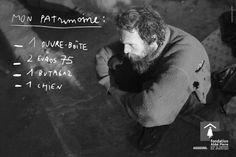 Campagne Fondation Abbé Pierre - Patrimoine