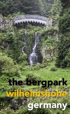 This enormous hill park can take hours to explore as you gradually climb up the slope towards the dramatic statue at the top. Bergpark Wilhelmshohe has plenty to explore – try to check it out for yourself.