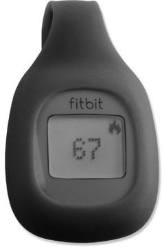 Fitbit Zip Wireless Activity Tracker.   LOVE it!. Got this as a gift from my son. Conveniently, small and easy to hide ( on my bra, waistband). We can be linked as fitness buddies.