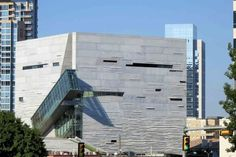 Perot Museum - Exterior - Picture of Perot Museum of Nature and ...