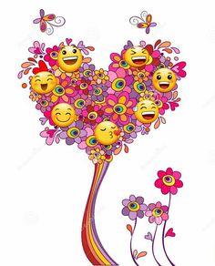 Cute Cartoon Pictures, Text Pictures, Emoticon Faces, Emoji Love, Emoji Symbols, Smiley Emoji, Emoji Stickers, Good Night Wishes, Emoji Wallpaper