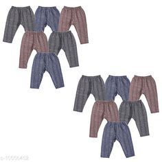 Thermals RKS Trendy Look Unisex Baby's/Girl's Fleece Warm Pajama Thermal Pack of 12 Fabric: Cotton Blend Type: Bottom Multipack: 1 Sizes:  0-6 Months 3-6 Months 0-3 Months 12-18 Months 18-24 Months 6-12 Months Country of Origin: India Sizes Available: 0-3 Months, 0-6 Months, 3-6 Months, 6-9 Months, 6-12 Months, 9-12 Months, 12-18 Months, 18-24 Months *Proof of Safe Delivery! Click to know on Safety Standards of Delivery Partners- https://ltl.sh/y_nZrAV3  Catalog Rating: ★4.2 (430)  Catalog Name: Fancy Graceful Boys Bodysuit CatalogID_1930456 C62-SC1163 Code: 295-10556452-