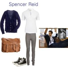Spencer Reid, created by eathompson