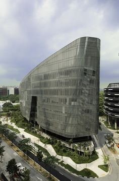 "Sandcrawler, Headquarters for Lucasfilm Singapore designed by Andrew Bromberg of Aedas Waw amazing god lux I like to yu <a href=""http://www.gudangbesibaja.com"">Harga besi wf 248 x 124 x 5 x 8 x 12 m kuat</a> <a href=""http://www.gudangbesibaja.com/harga-besi-beton-jakarta/"">harga besi beton jakarta</a>"