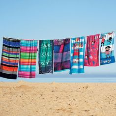 Bring those summer vibes in early by getting your hands on the fluffiest beach towels going