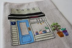Small Shop Embroidery