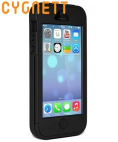 Cygnett Workmate Utility Case Apple iPhone 5/5S Black