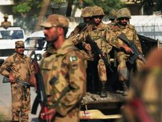 Army on standby in Karachi to counter potential terrorist threats