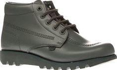 Kickers Dark Green Kick Hi Colour Mens Boots The legendary Kickers Kick Hi gets brought up to speed for the present day as the Colour arrives. Crafted in high quality leather, this iconic ankle boot features a dark green upper with matching tona http://www.comparestoreprices.co.uk/january-2017-8/kickers-dark-green-kick-hi-colour-mens-boots.asp