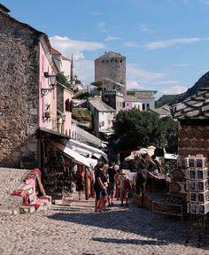 #bosnia #bosniaandherzegovina #mostar #travel