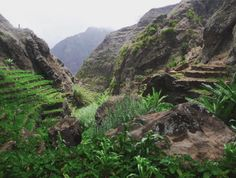 Amazing landscape of Santo Antao, Cape Verde #Kaapverdie #CaboVerde