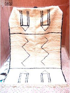 Handmade Azilal Beni Ourain Rug - 250 X 160cm #Handmade #Art #Home #Homedecoration #boho #bohemian #daily #interiordesign #interior4all #interior133 #vintage #decor #decoration #binnenkijken #nordic #follow #instahome #beniouarain #moroccorugs #moroccohandwoven #moroccanhandwoven #moroccohandmade #moroccanhandmade