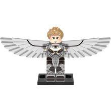 Wholesale XINH 269 Archangel Minifigures 30pcs/lot Marvel X-Men Super Heroes Building Blocks Sets Model Toys Legoelieds //Price: $US $18.53 & FREE Shipping //    #capitainamerica #capitãoamerica #marvel #avenger