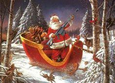 2nd Amendment Santa