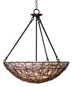 Pompia Three-Light Pendant Light by  #zulily #zulilyfinds