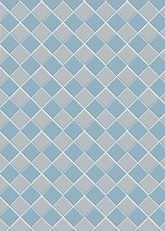 Este fin de semana he encontrado un tutorial para azulejos que hizo RAM y aunque no he trasteado con el photoshop nunca me he puesto a ello ...