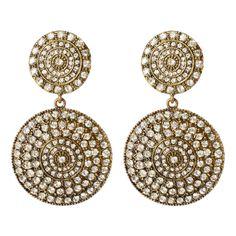 Amrita Singh | Raisa Earring | #GatsbyInspired #1920s