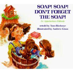 1996 Winner- Soap! Soap! Don't Forget the Soap! (E B532s)