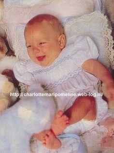 Andrea Casiraghi as a baby Andrea Casiraghi, Charlotte Casiraghi, Prince Rainier, Beatrice Borromeo, Princess Caroline Of Monaco, Princess Stephanie, Grace Kelly, Andrea Prince, Royals