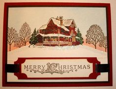 F4A197 Home for Christmas by NaomiW - Cards and Paper Crafts at Splitcoaststampers