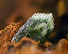 Olivenite Clara Mine, Rankach valley, Oberwolfach, Wolfach, Black Forest, Baden-Württemberg, Germany