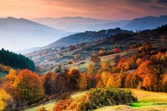 Mountains by Evgeni Dinev Bulgaria, Mists, River, Landscapes, Mountains, Amazing, Pictures, Photos, Places