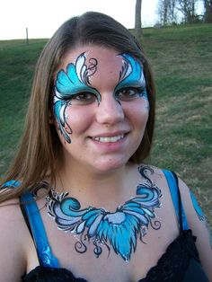 Face and Body Art By Jody Rife
