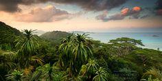 On top of the paradise by Stefan Hefele on 500px, Praslin island, seychelles