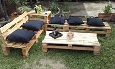 Yard furniture made from pallets outdoor furniture with pallets garden furniture idea with old wood pallets . yard furniture made from pallets