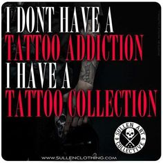 addiction or collection....
