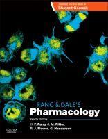 Rang & Dale's pharmacology / Humphrey P. Rang ... [et al.] Topogràfic: 615.1 RAN #novetatsCRAIUBMedicina