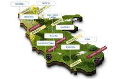 La settimana prossima il ciclo di #degustazioni didattiche vedrà protagonista il Lazio. Aperte le iscrizioni: http://goo.gl/yFiEQ4