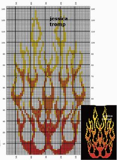 Альбом«Жаккардовые узоры. Интарсия». Обсуждение на LiveInternet - Российский Сервис Онлайн-Дневников Intarsia Patterns, Bead Loom Patterns, Beaded Jewelry Patterns, Beading Patterns, Embroidery Patterns, Cross Stitch Patterns, Quilt Patterns, Knitting Charts, Knitting Patterns