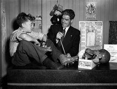 Sam Bartram in his sports shop in Floyd Road 1952 Charlton Athletic, Sports Shops, Football Boots, Goalkeeper, Photo Wall Art, Memories, Boys, Prints, Twitter