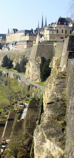 Luxembourg is a small but lovely country in the heart of Europe. It's quite a diverse country because there are so many immigrants and expats who live there Places To Travel, Places To See, Places Around The World, Around The Worlds, Wonderful Places, Beautiful Places, Le Luxembourg, Bósnia E Herzegovina, Destinations
