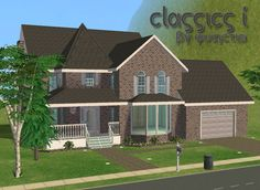 Sims 3 House Sims 3 Content Pinterest Sims House And Sims House