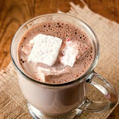 Homemade Hot Chocolate Mix - super easy drink mix to enjoy this season!