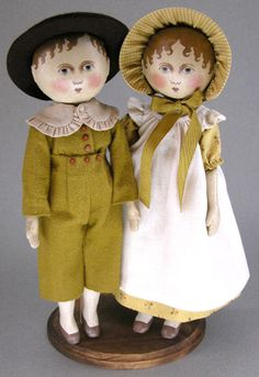 """...And two """"Greenaway"""" inspired dolls!"""
