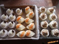 Mini dortíky Semifreda