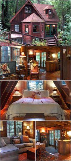 Adorable Incredible Tiny House Interior Design Ideas https://lovelyving.com/2017/12/20/incredible-tiny-house-interior-design-ideas/ #CoolDecorTips #tinyhouseinteriorideas