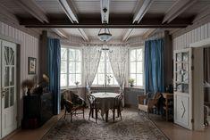 Очарование старины или иллюзия старой дачи в Мамонтовке от Dacha-buro - Дизайн интерьеров | Идеи вашего дома | Lodgers