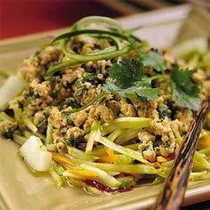 Thai Pork Salad   MyRecipes.com