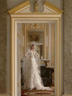 Sheath Wedding Dress : 9413  ST. PUCCHI
