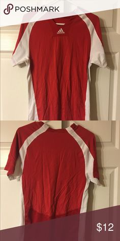 Adidas soccer shirt Mens Large Adidas soccer shirt Mens Large Adidas Shirts Tees - Short Sleeve