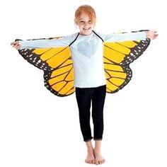 Dreamy Dress-Ups Monarch Wings - Orange