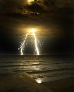 Lightening can strike twice
