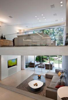 כתבה עיצוב הבית מרחב במפלסים http://www.baitvenoy.co.il/document/222,341,2480.aspx
