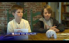 Two Boys Raise Nearly $10.000 to Help Save a 500-Million-Year-Old Species | Inhabitat - Sustainable Design Innovation, Eco Architecture, Green Building