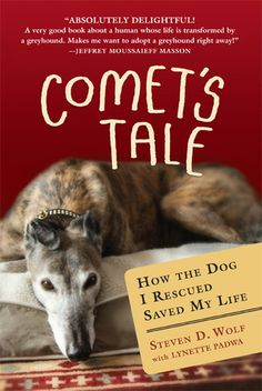 A touching memoir about the life of a man in difficult circumstances who decided to rescue a retired racing Greyhound only to find that she chose him. - Caitlin